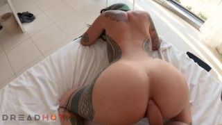 Dread Hot anal completo